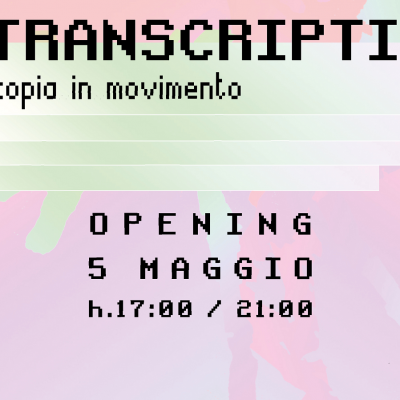 TRANSCRIPTION - Copia in movimento