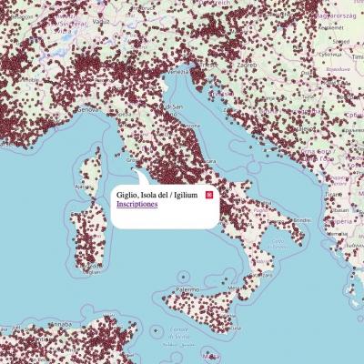 Cartina Antica Roma.Mappare L Antica Roma Documentazione Archeomatica