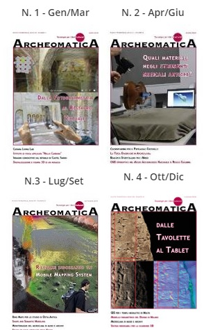Cop Archeomatica 2016