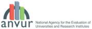ANVUR Agenzia Nazionale di Valutazione del Sistema Univbersitario e della Ricerca