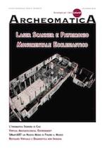Cover Archeomatica 3 2014-210