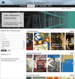 getty virtual-library