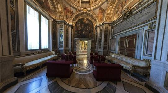 quirinale tour virtuale