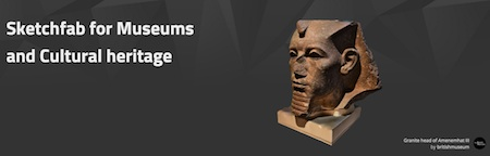 sketchfab museums banner