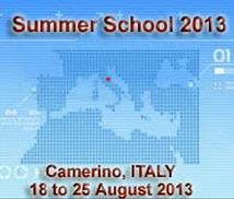 summer school camerino 2013