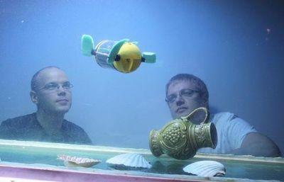robot tartaruga